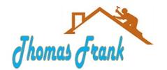 Logo Dachdeckerei & Spenglerei Frank